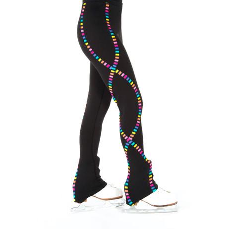 S130 Jerry's  Ribbon Pants - Skittles Multi