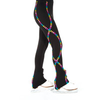 S130 Jerry's  Ribbon Pants - Skittles Multi