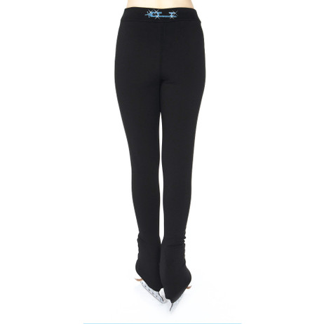 S155 Jerry's  Blade Waist Leggings - Blue