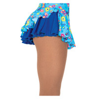 Jerry's 503 Double Back Skirt - Butterflies/Blue