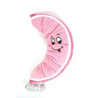Fun Food Ice Skating Soakers - Pink Grapefruit