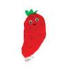 Fun Food Ice Skating Soakers - Strawberry