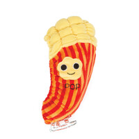 Fun Food Ice Skating Soakers - Popcorn