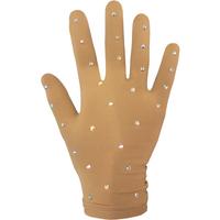 ChloeNoel Rhinetsone Glove GVS33 (CN-CVS33-C-P)