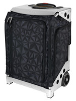 Zuca Travel Bag - Navigator Carry-On Strata with Silver Frame