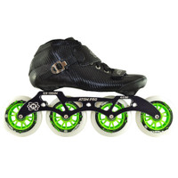 Atom Pro 4 Wheel Outdoor Inline Skate Package 2nd view