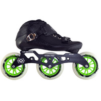 Atom Pro 3 Wheel Outdoor Inline Skate Package