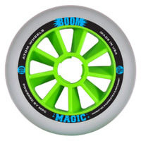 Atom Inline Outdoor Wheels - Boom Magic (Sold as Each's)