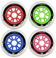 Atom Inline Outdoor Wheels - Matrix (Sold as Each's)