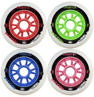 Atom Inline Outdoor Wheels - Matrix (Sold as Each's)