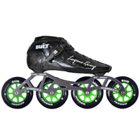 Atom Luigino Bolt Indoor Inline Skate Package