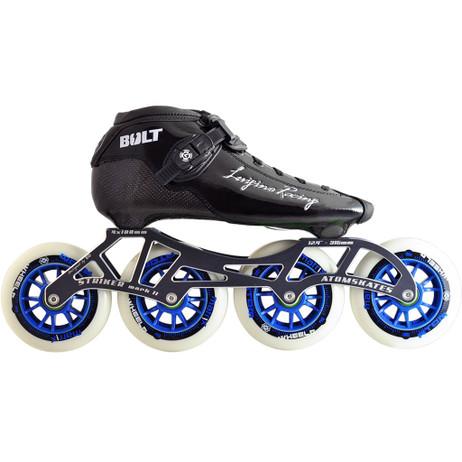 Atom Luigino Bolt Inline Skate Package