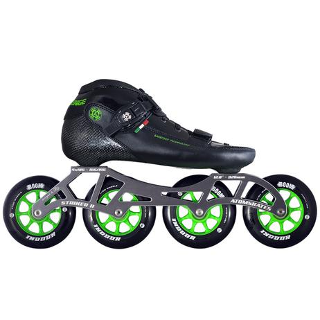 Atom Luigino Challenge Indoor Inline Skate Package