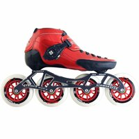 Atom Luigino Strut Inline Skate Package (Matrix 100mm)