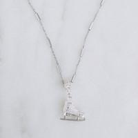Ice Skating Jewelry - Classic Pendant