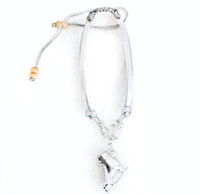 Ice Skating Jewelry - Fun Silver Bracelet