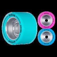 Riedell Skates Sonar Ninja Agile 59mm x 38mm Wheels (4-Pack)