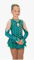 Jerry's Ice Skating Dress - 192 Aquabella Dress Adult Small CLEARANCE (25% OFF)