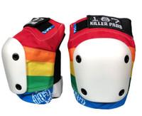 187 Killer Pads - Slim Knee Pad Rainbow