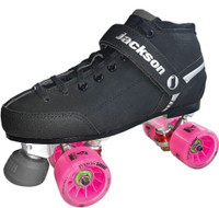Atom Supreme Falcon Quad Skate Package (Pink)