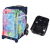 Zuca Explosion bag + FREE Zuca Utility Pouch Combo Set - One Large and Two Mini Utility Pouches (Navy Frame)