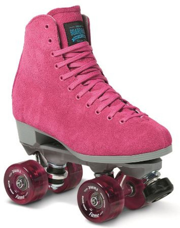 Sure-Grip Quad Roller Skates - Fame Boardwalk