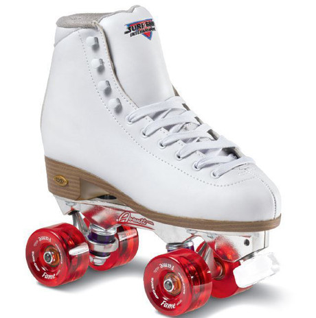 Sure-Grip Quad Roller Skates - FAME Avanti