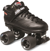 Sure-Grip Quad Roller Skates - Rebel Derby