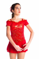 Elite Xpression - Red Passion Dress