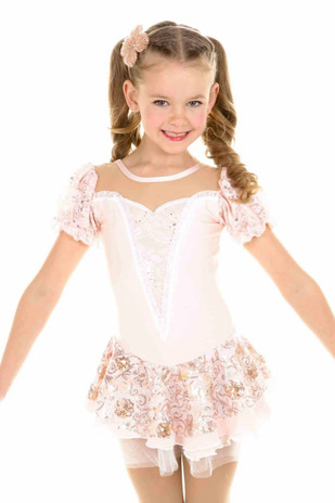 Elite Xpression - Little Ballet Princess Dress