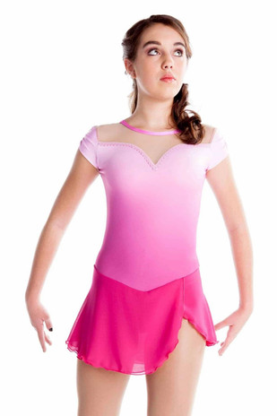 Elite Xpression - Gracie Gold Inspiration Dress - Faded Pink