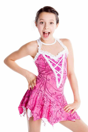 Elite Xpression - Funky Pink Fairy Dress