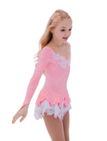Elite Xpression - Fairy Ice Princess Dress - Pink