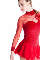 Elite Xpression - Classic Red Dress