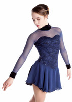 Elite Xpression - Classic Navy Dress