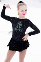Elite Xpression - Bling Drag Training Dress