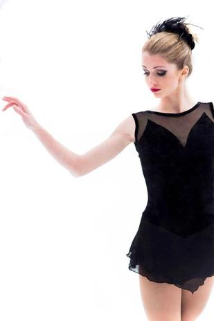 Elite Xpression - Black Swan Dress