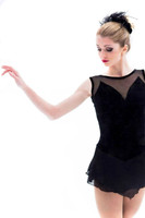 Elite Xpression - Black Swan Dress