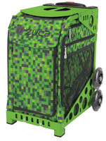 Zuca Sport Bag - Green Screen