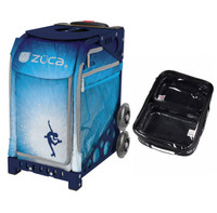 Zuca Sport Bag - Roller Dreamz with FREE One Large and Two Mini Utility Pouch