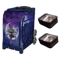 Zuca Sport Bag - Fairy Dust with Gift 2 Small Utility Pouch