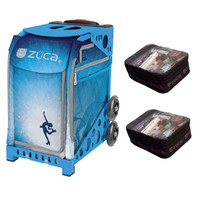 Zuca Sport Bag - Roller Dreamz with Gift 2 Small Utility Pouch