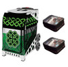 Zuca Sport Bag - Celtic Spirit with Gift 2 Small Utility Pouch