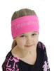 Elite Xpression - I LOVE SKATING Headband - Pink