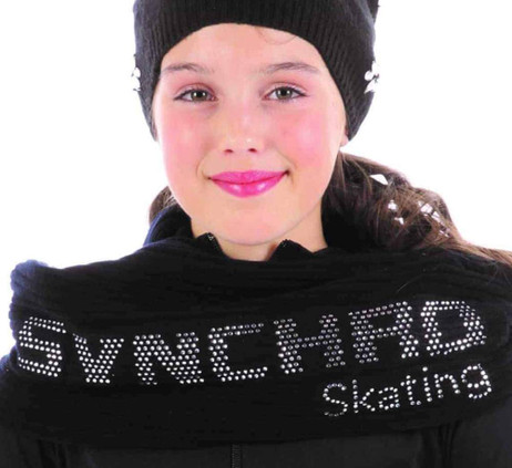 Elite Xpression - SYNCHRO SKATING Infinity Scarf
