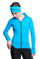Elite Xpression - Turquoise Tech Jacket