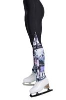 Elite Xpression - 4EVER leg warmer style legging - Multi