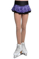 Elite Xpression - Purple Sparkle Xpression Skirt