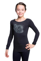 Elite Xpression - Love 2 SK8 Bling Xpression Top