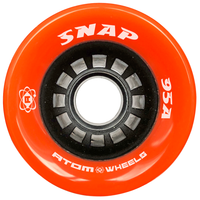 Jackson Atom Wheels - Snap Orange